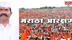 Tell your MLAs .. Speak on Maratha reservation in the House says Narendra Patil