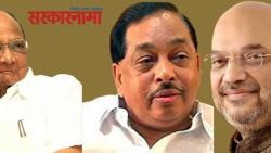 Comment by Narayan Rane on the meeting between Sharad Pawar and Amit Shah