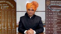 District Collector Dr Rajendra Bharud wrote facbook post about his school journey