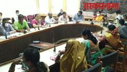 Attendance of Shiv Sena corporator at BJP's pre-budget review meeting