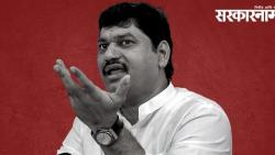 woman warns minister of social justice dhananjay munde on facebook