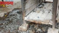 Theft of ashes and bones for the sake of gold after cremation at Haveli Taluka