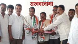 Former Director of Chhatrapati Sugar Factory Bhausaheb Sapkal joins NCP