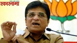 Name of another corrupt minister will be announced next week : Somaiya
