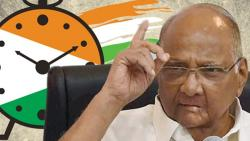 Sharad Pawar explains why he supported BJP in 2014.