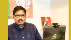 why does many conditions for free grains asks bjp spokesperson sunil neralkar