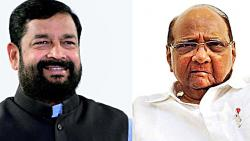 Surashdada Patil and MP Sharad pawar