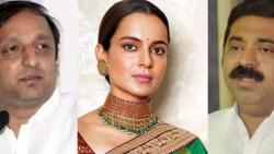 Kangana, that person is very dangerous for girls