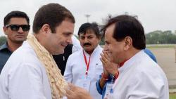 ahmed patel and rahul gandhi