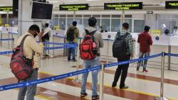 air travel resumes in india after two months