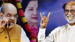 bjp leader amit shah likely to meet superstar rajanikant