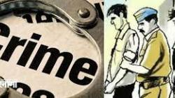 Mandal officer and Talatha arrested while accepting bribe.Jpg