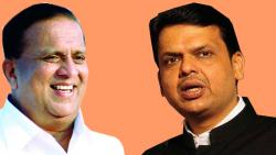 ... then Devendra Fadnavis's eyes will be white : Mushrif