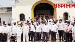Opposition should clarify its role on Ujani water : Indapur NCP's appeal