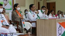 Jayant Patil took the spin of NCP office bearers