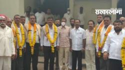 Power of ex-soldiers over Dhotre Gram Panchayat in Barshi taluka