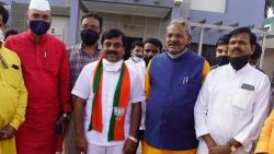 BJP candidate meets Adhalrao who is upset with NCP