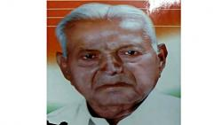 freedom Fighter Sopanrao Ghorpade passed away