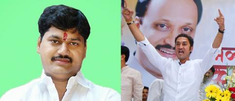 Is Sandip Kshirsagar Unhappy With Dhananjay Munde