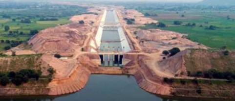 Irrigation Deparment in Worry of Funds to Complete Projects