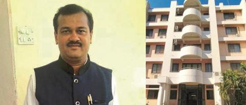 Nashik BJP Leader Died after Jumping from Fourth Floor
