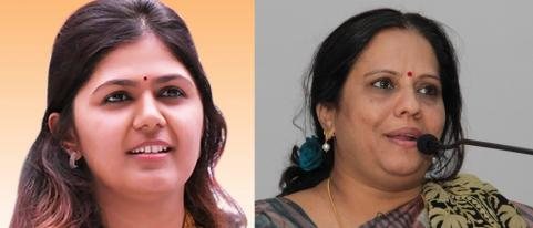 Does Devyani Farande Giver Challenge to Pankaja Munde Over Water Issue