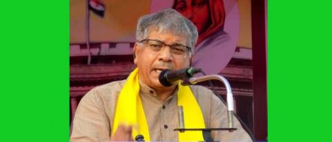 Prakash Ambedkar Supports Night Life Project