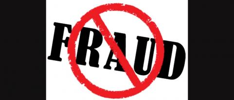 fraud in Thane by Rural Development Officer