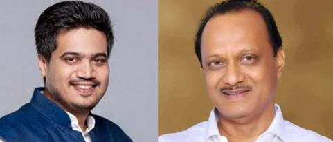 rohit pawar about new ministers