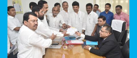 sanjay dound gets mlc ticket from ncp