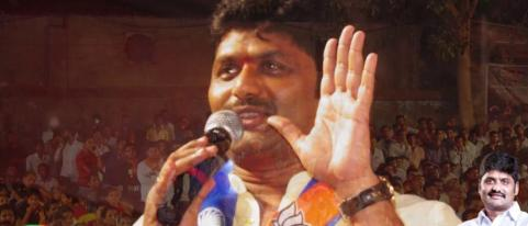Bhiwandi Congress Leader Santosh Shetty back to BJP