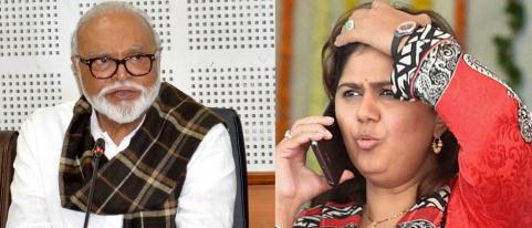 Chagan Bhujbal Criticism on Pankaja Munde Over Agitation