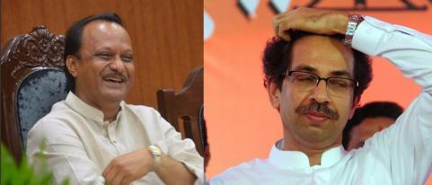 Ajit Pawar Corrected Uddhav Thackeray about Loan Waiver Numbers