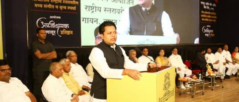 Music University will be Started in Maharashtra Say Amit Deshmukh