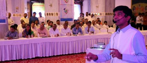 No Leaders Turned up for Meeting Called by Prashant Bamb