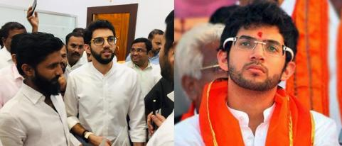 Yuva Sena Workers Met Aditya Thackeray for Dadasaheb Phalke Cine City At Igatpuri