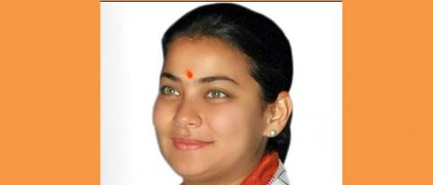 pranitee_shinde priases udhhav thackeray