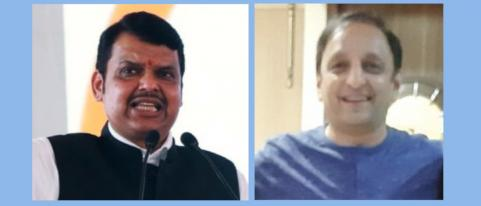 does election a fun asks sachin sawant to devendra fadanvis