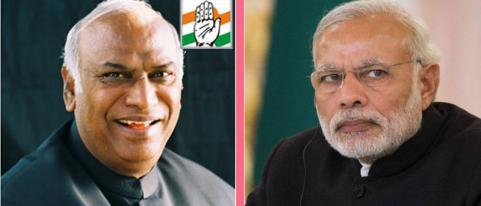 oppose to dalit, adiwasi and backward class is in dna of bjp says kharge