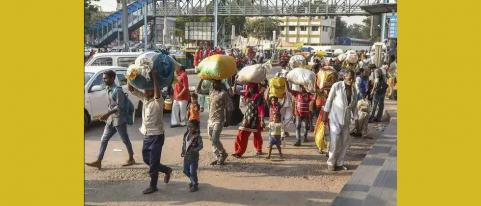 HC orders state to stop migration from cities to villages