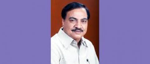 eknath khadase refutes allegation by mla patil