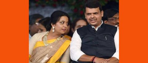 mr & Mrs.fadnavis