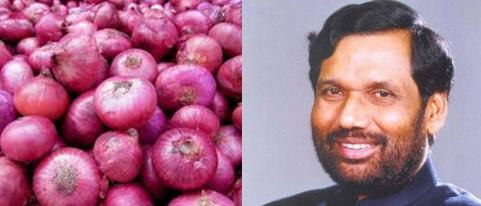 Central Government Lifts Ban on Onion Export