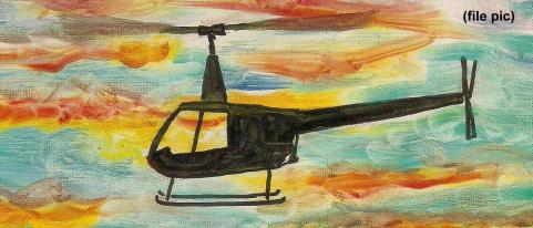 Helicopter Will Be used for Campaign of Yavatmal Council Election