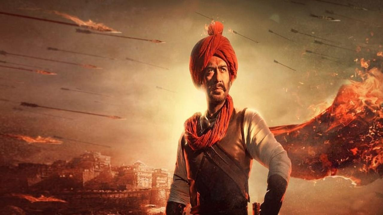 Tanhaji races at the box office; break the Record of India's largest movie mode