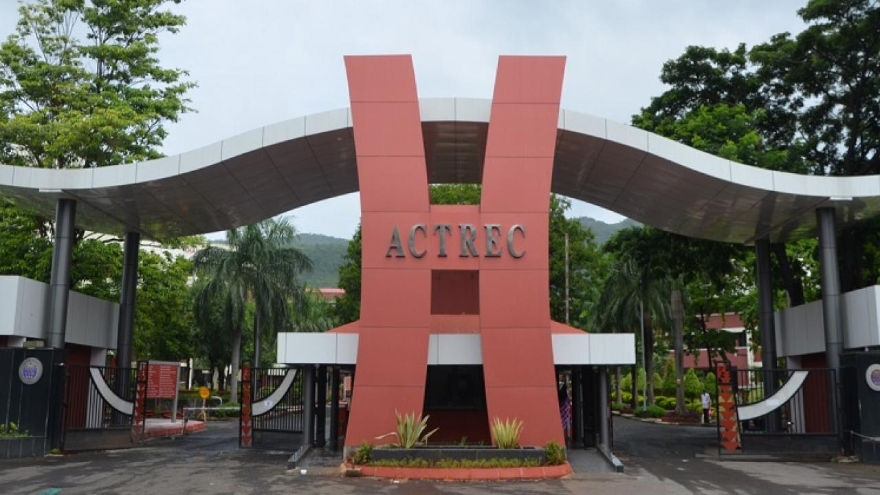 ACTREC Recruitment 2020