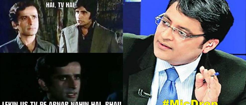 peoples reaction on arnab goswami arrest