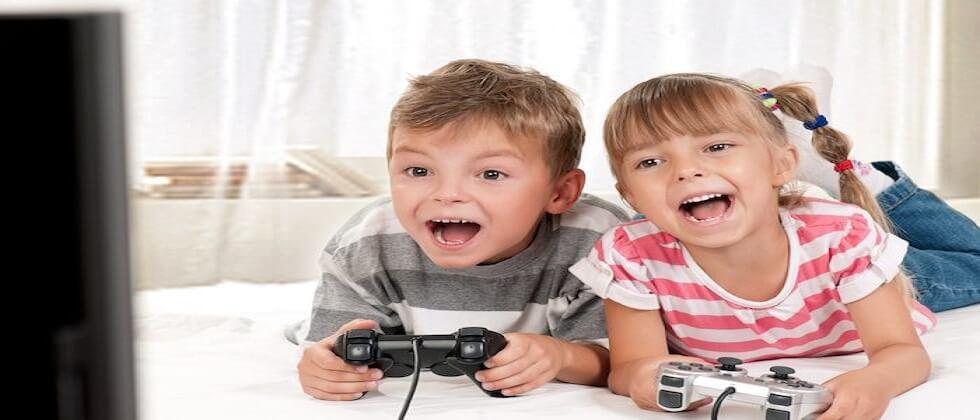 Video Games With Kids