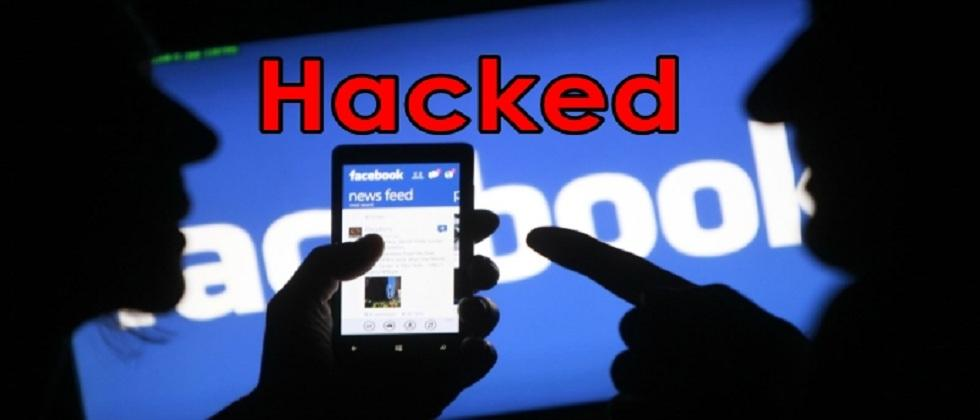 The message came in the name of the boss; 40,000 hacked by hacked Facebook ID