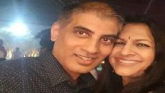 anil and dipali is Indian couples